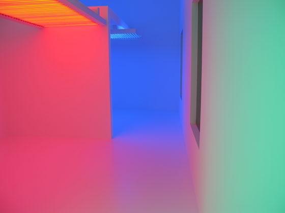 Carlos Cruz-Diez:  Installations